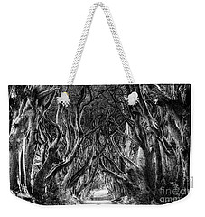 The Dark Hedges Weekender Tote Bag