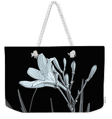 The Dark Night Of The Soul Is A Journey From Darkness To Your Latent Inner Strength. Weekender Tote Bag by Bijan Pirnia