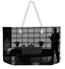 The Dark Side Weekender Tote Bag