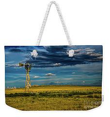 The Dark Wind Weekender Tote Bag