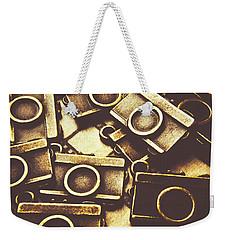 The Darkroom Process Weekender Tote Bag