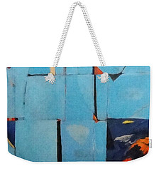 Night Creeps In Weekender Tote Bag