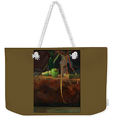 The Decoy Weekender Tote Bag
