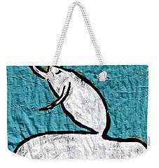 The Deed Is Done Weekender Tote Bag by Mario Perron