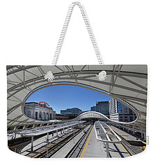 The Denver Union Station Weekender Tote Bag by Tim Stanley