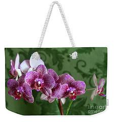 The Depth Of Purple Weekender Tote Bag
