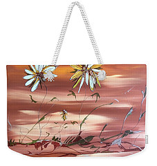 The Desert Garden Weekender Tote Bag