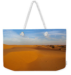 The Desert  Weekender Tote Bag