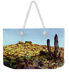 The Desert Place Weekender Tote Bag