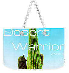 The Desert Warrior Poster Vi Weekender Tote Bag