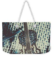 The Diamond Symphony Weekender Tote Bag