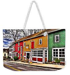 The Diamondback Tavern Of Ellicott City Weekender Tote Bag