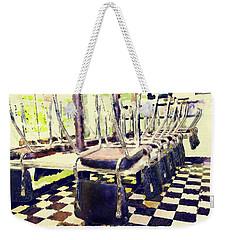 The Diner Is Closed Weekender Tote Bag
