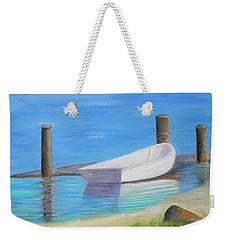 The Dinghy Weekender Tote Bag