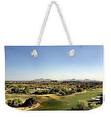 The Distance Weekender Tote Bag