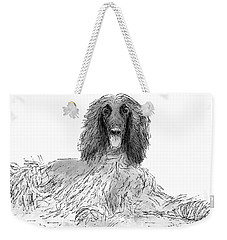 The Diva Weekender Tote Bag