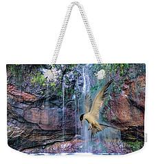 The Dive Weekender Tote Bag