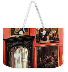 The Docent Weekender Tote Bag