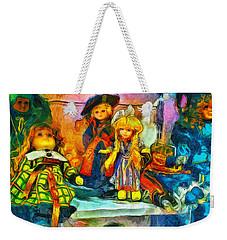 The Dolls Weekender Tote Bag