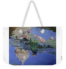 The Dome - Water Lilies Weekender Tote Bag