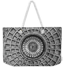 The Dome Bw  Weekender Tote Bag