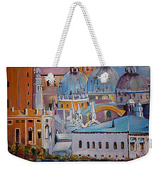 The Domes In Italy Weekender Tote Bag