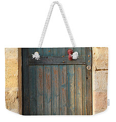 The Door And The Hand Weekender Tote Bag by Yoel Koskas