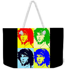 The Doors And Jimmy Weekender Tote Bag