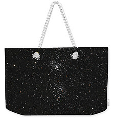 The Double Cluster Weekender Tote Bag