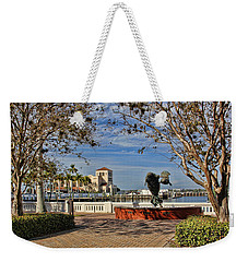 The Downtown Bradenton Waterfront Weekender Tote Bag