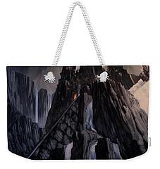 The Dragon Gate Weekender Tote Bag