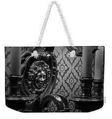 The Drake Face Weekender Tote Bag