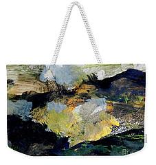 The Dream Of Gold Weekender Tote Bag by Nancy Kane Chapman