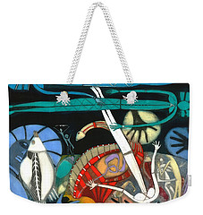 The Dream Of The Fish Weekender Tote Bag by Annael Anelia Pavlova