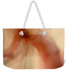 Weekender Tote Bag featuring the photograph The Dreamer And The Dream by Joe Kozlowski
