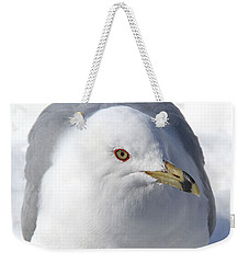 Weekender Tote Bag featuring the photograph The Dreamer by Doris Potter