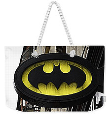 The Drink Of Super Heroes Weekender Tote Bag
