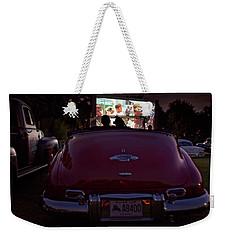 The Drive- In Weekender Tote Bag
