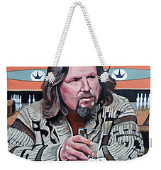 The Dude Weekender Tote Bag
