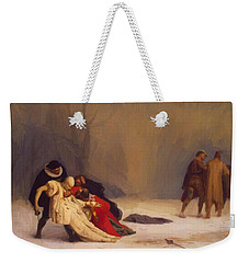 The Duel After The Masquerade Weekender Tote Bag