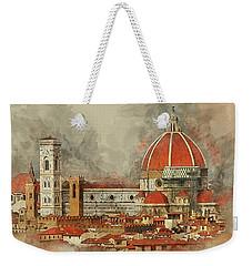 The Duomo Florence Weekender Tote Bag