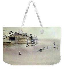 The Dustbowl Weekender Tote Bag