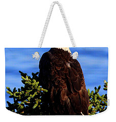 The Eagle Has Landed 2 Weekender Tote Bag