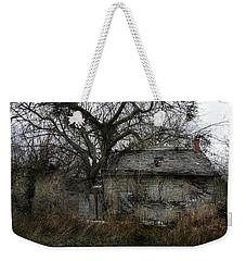 The Earth Reclaims Weekender Tote Bag by Jim Vance