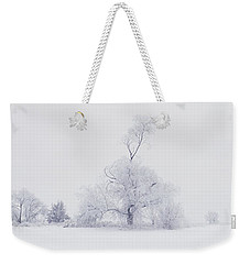 Weekender Tote Bag featuring the photograph The Eldar Tree by Dustin LeFevre