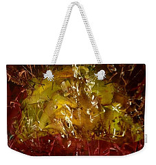The Elements Earth #4 Weekender Tote Bag