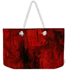 The Elements Fire #3 Weekender Tote Bag