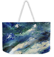 The Elements Water #4 Weekender Tote Bag