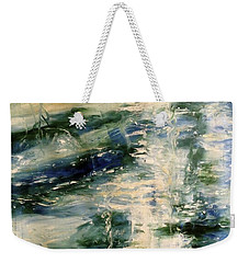 The Elements Water #5 Weekender Tote Bag
