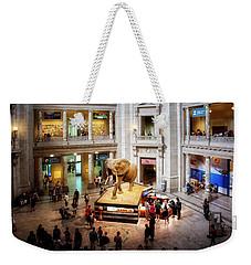 The Elephant In The Room Weekender Tote Bag